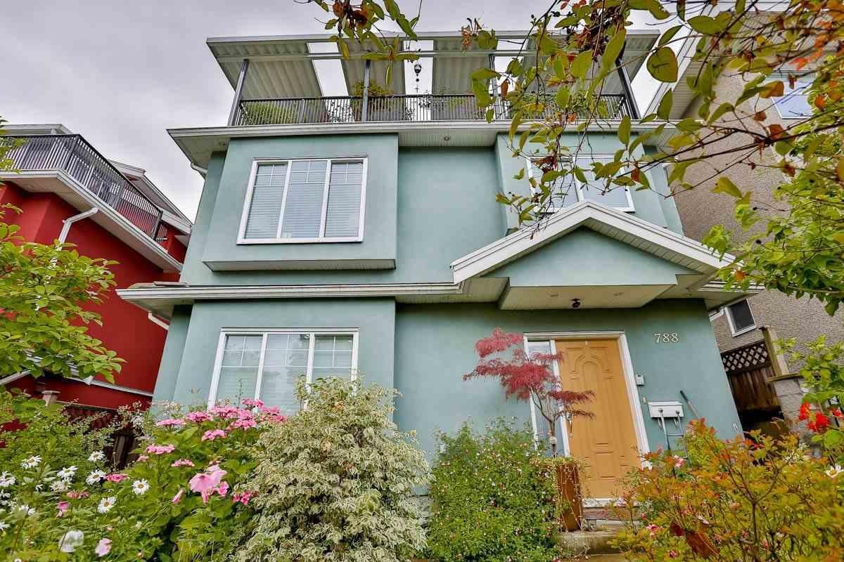 R2089249 - 788 E 41ST AVENUE, Fraser VE, Vancouver, BC - House/Single Family