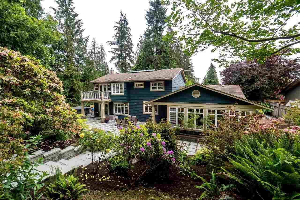 R2089435 - 315 MATHERS AVENUE, British Properties, West Vancouver, BC - House/Single Family