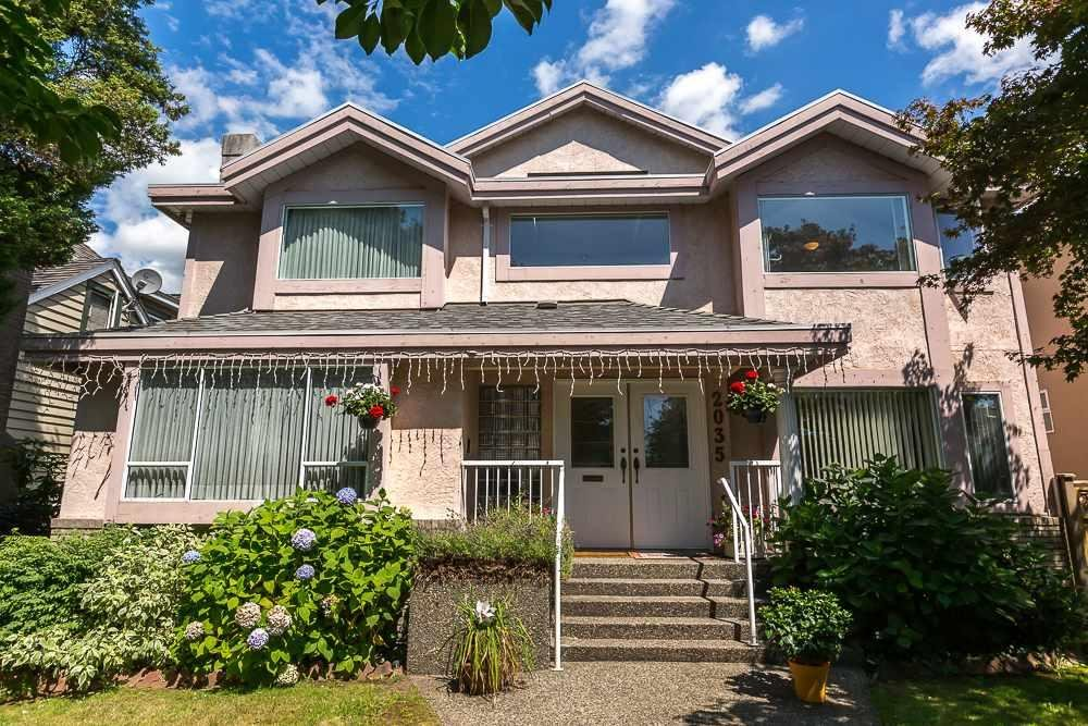 R2089678 - 2035 W 61ST AVENUE, S.W. Marine, Vancouver, BC - House/Single Family