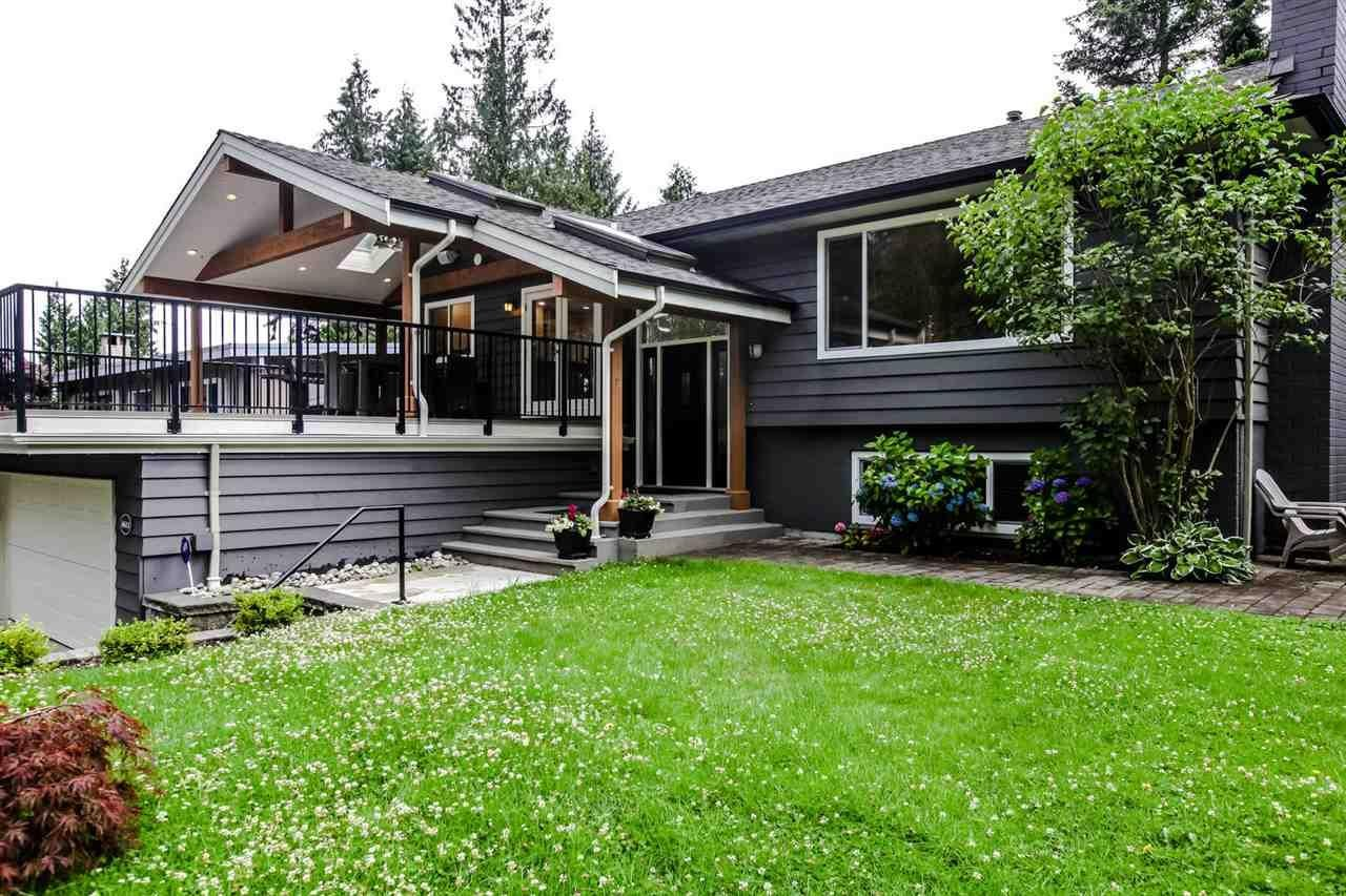 R2089693 - 4611 RAMSAY ROAD, Lynn Valley, North Vancouver, BC - House/Single Family