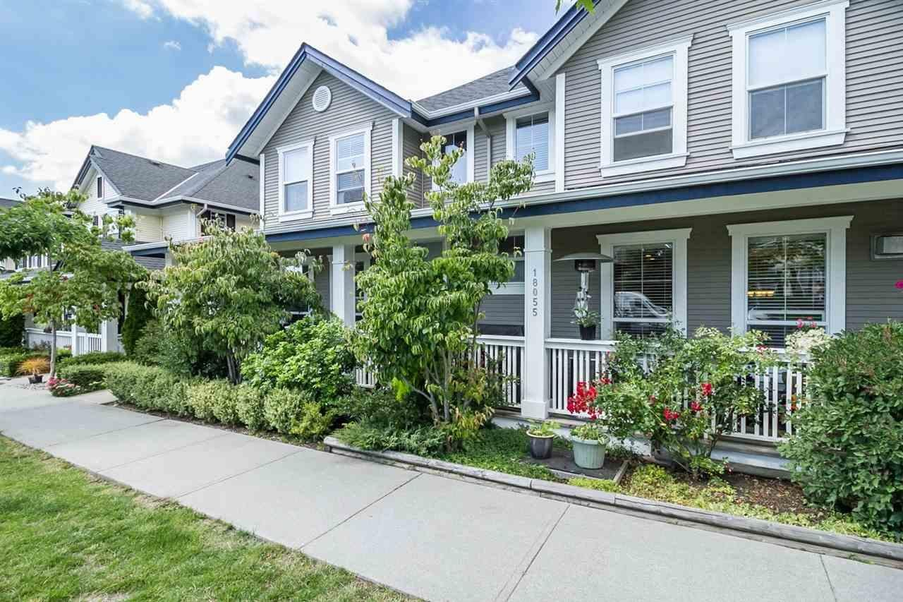R2089739 - 3 18055 70 AVENUE, Cloverdale BC, Surrey, BC - Townhouse