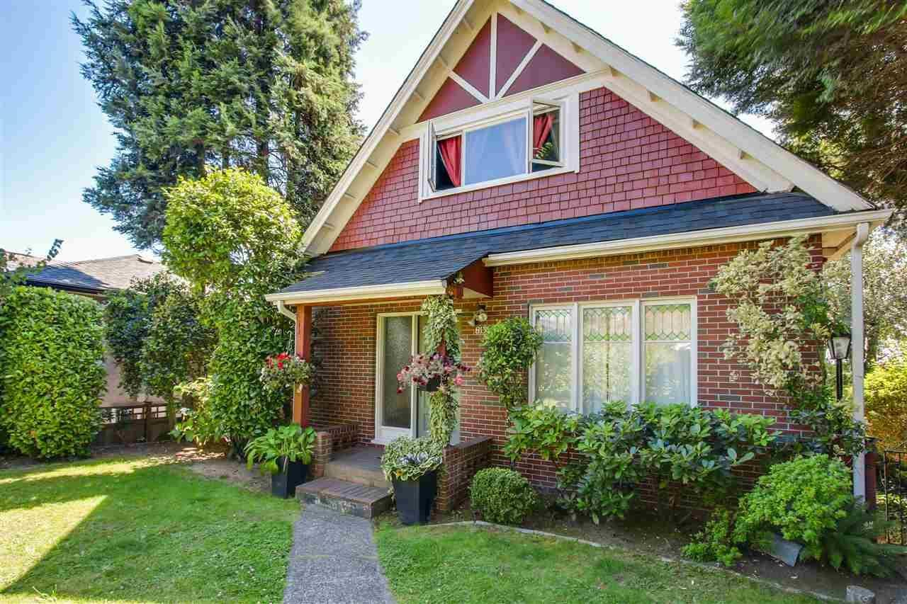 R2089871 - 813 E 5TH STREET, Queensbury, North Vancouver, BC - House/Single Family