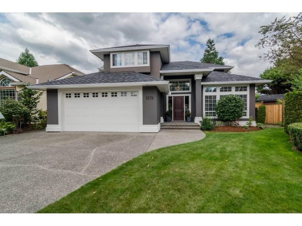 R2090076 - 9274 207 STREET, Walnut Grove, Langley, BC - House/Single Family