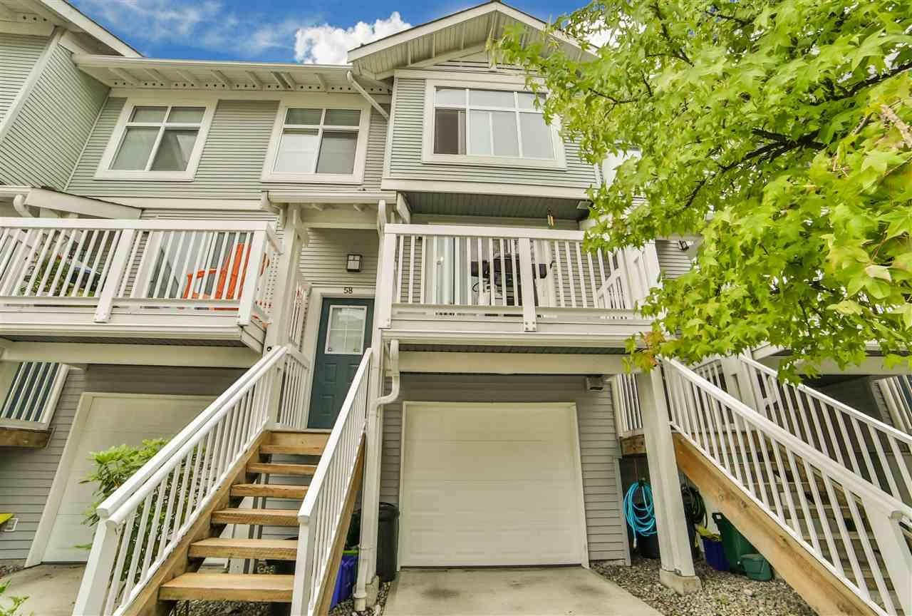 R2090218 - 58 7179 201 STREET, Willoughby Heights, Langley, BC - Townhouse