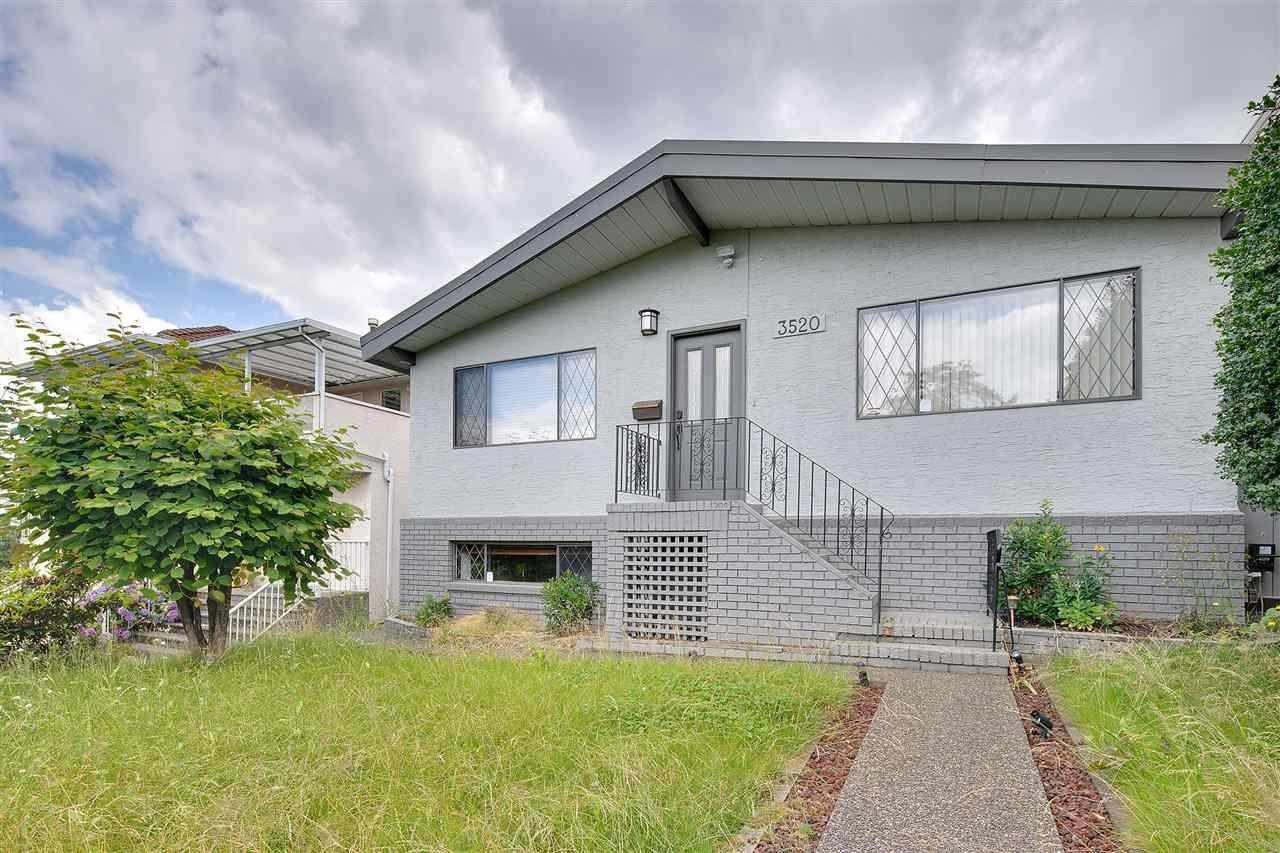 R2090255 - 3520 VIMY CRESCENT, Renfrew Heights, Vancouver, BC - House/Single Family