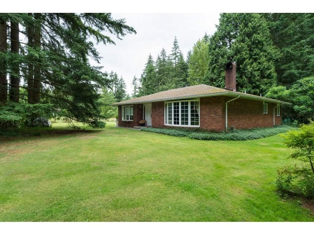 R2090314 - 3378 194 STREET, Serpentine, Surrey, BC - House with Acreage