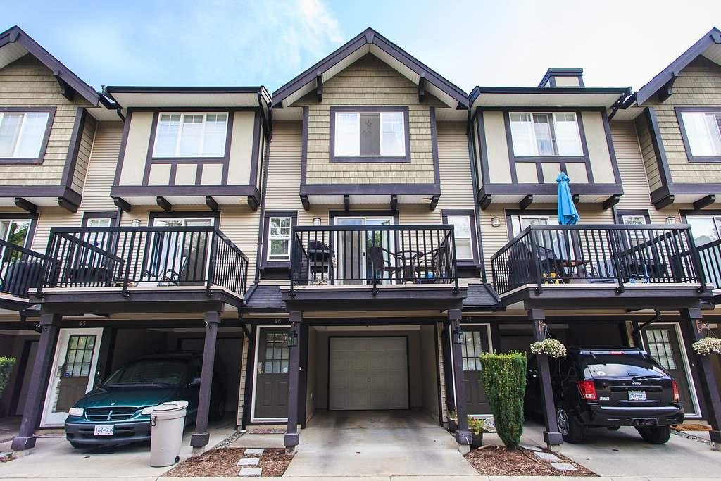 R2090535 - 46 20176 68 AVENUE, Willoughby Heights, Langley, BC - Townhouse