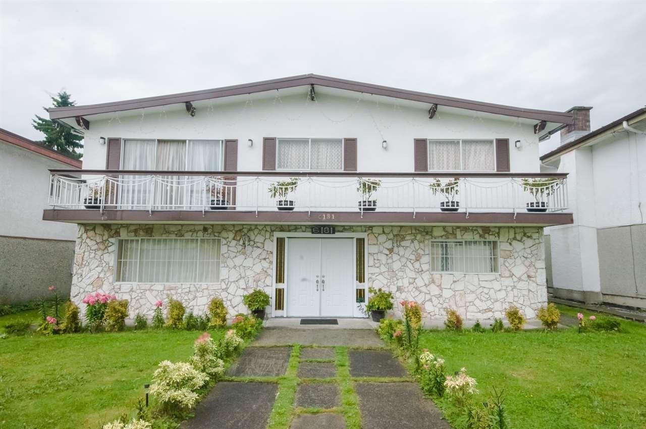 R2090602 - 6181 ELGIN STREET, Fraser VE, Vancouver, BC - House/Single Family