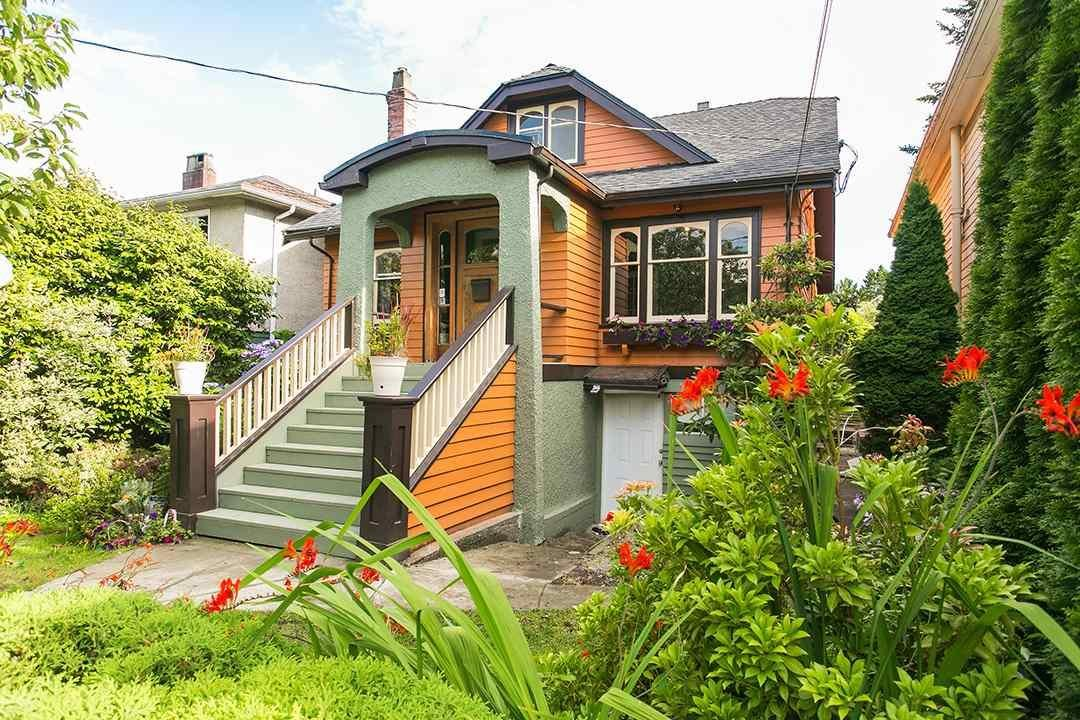 R2090854 - 458 E 28TH AVENUE, Fraser VE, Vancouver, BC - House/Single Family
