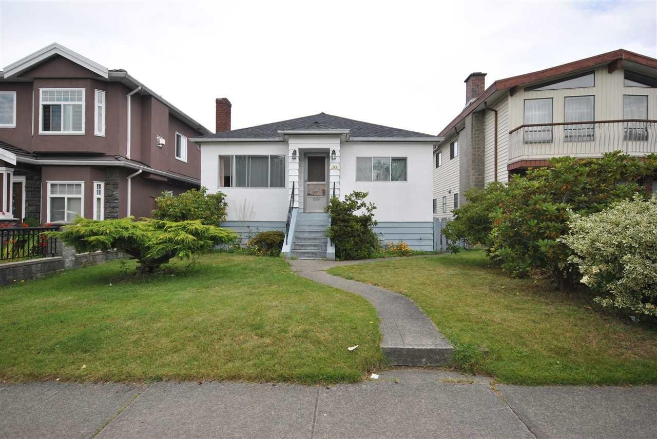 R2090993 - 349 E 56TH AVENUE, South Vancouver, Vancouver, BC - House/Single Family