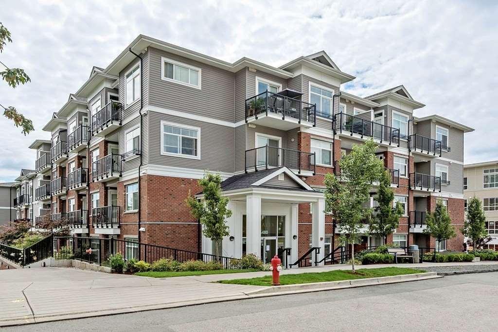 R2091061 - 212 6480 195A STREET, Clayton, Surrey, BC - Apartment Unit