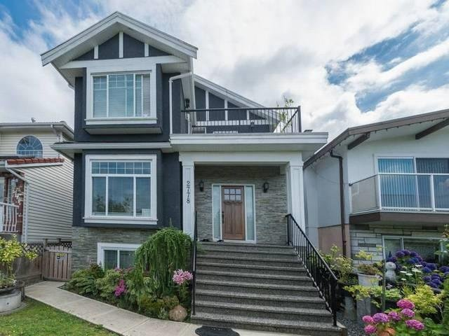 R2091192 - 2778 E 22ND AVENUE, Renfrew Heights, Vancouver, BC - House/Single Family
