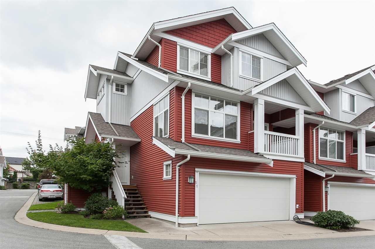 R2091390 - 51 6785 193 STREET, Clayton, Surrey, BC - Townhouse