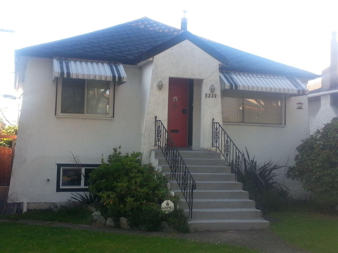 R2091466 - 2539 E 18TH AVENUE, Renfrew Heights, Vancouver, BC - House/Single Family