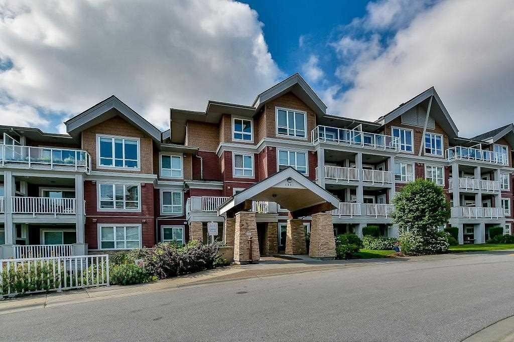 R2091537 - 417 6440 194 STREET, Clayton, Surrey, BC - Apartment Unit