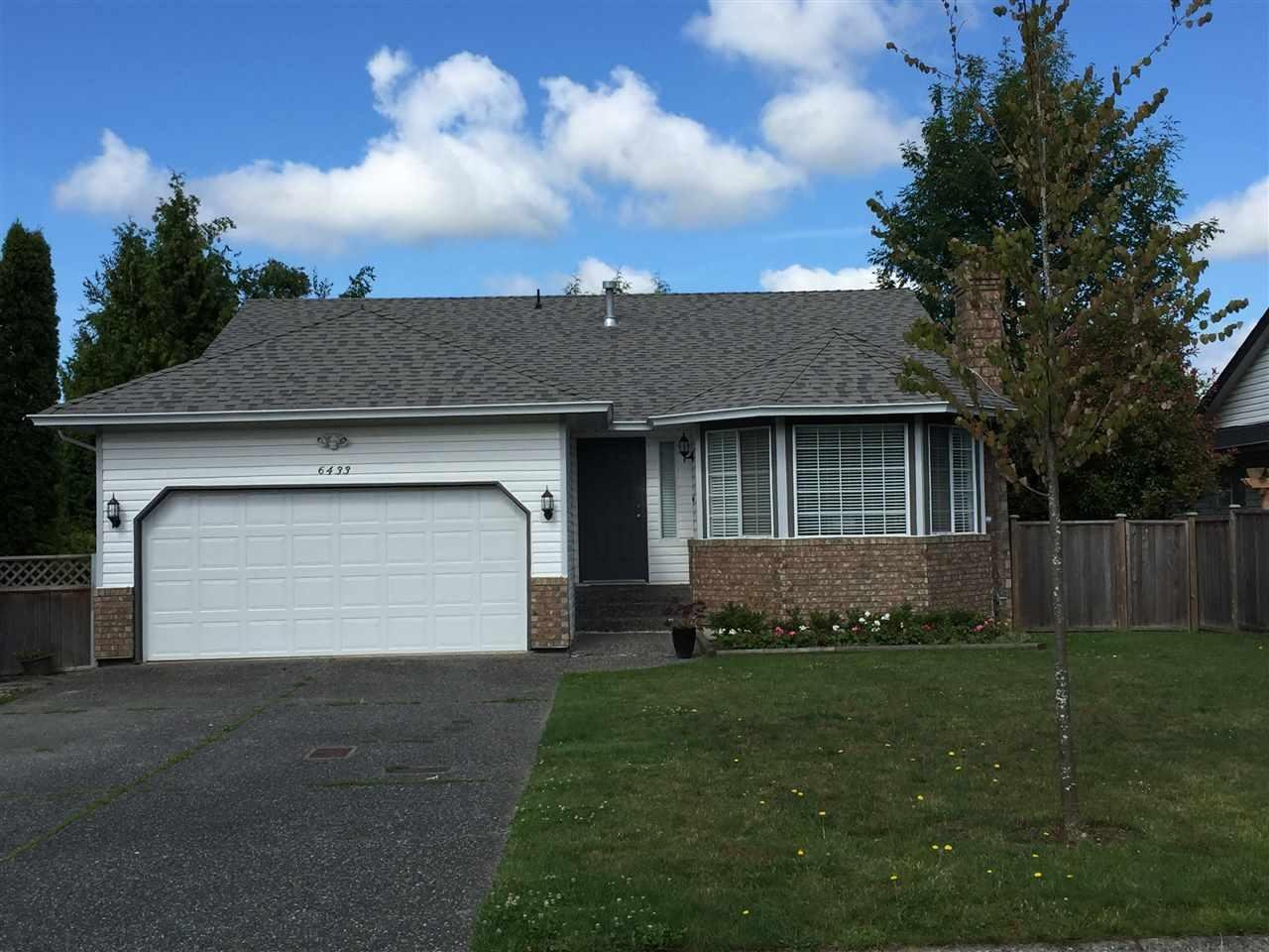 R2091789 - 6433 179 STREET, Cloverdale BC, Surrey, BC - House/Single Family