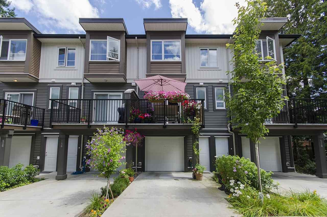 R2091902 - 117 5888 144 STREET, Sullivan Station, Surrey, BC - Townhouse