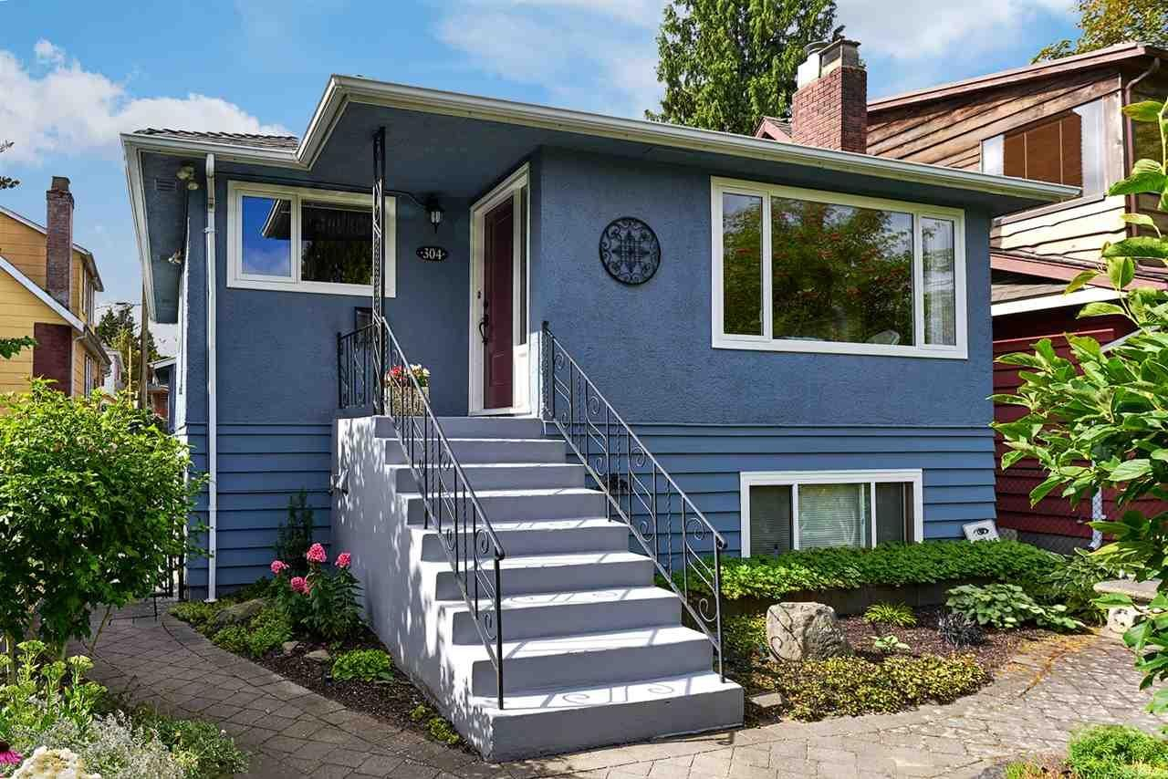 R2091962 - 304 E 40TH AVENUE, Main, Vancouver, BC - House/Single Family