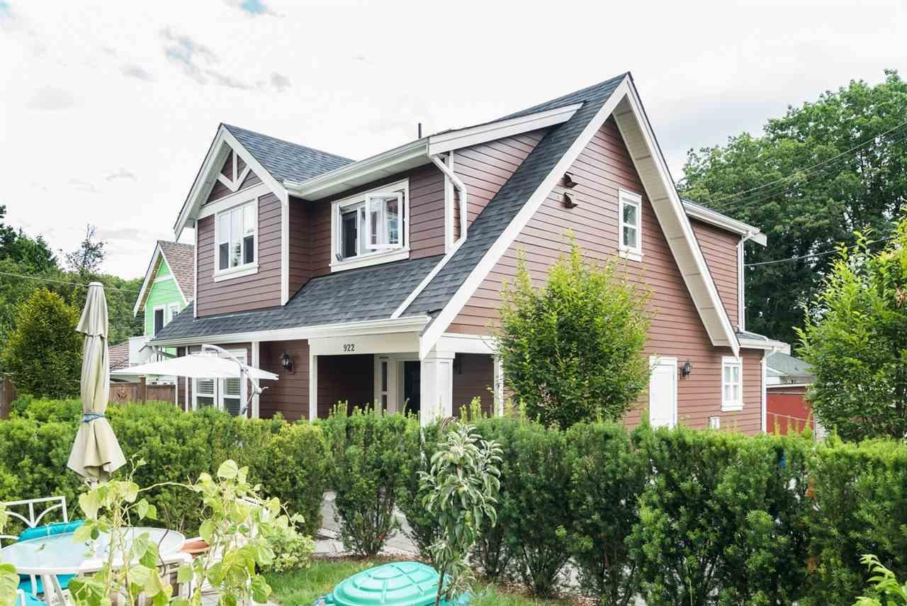 R2092070 - 922 E 20TH AVENUE, Fraser VE, Vancouver, BC - House/Single Family
