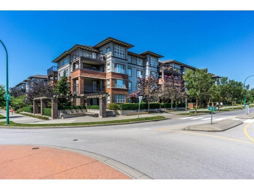 R2092254 - 103 6815 188 STREET, Clayton, Surrey, BC - Apartment Unit