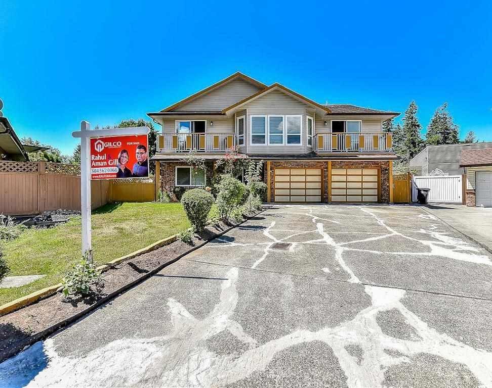 R2092278 - 6149 129A STREET, Panorama Ridge, Surrey, BC - House/Single Family