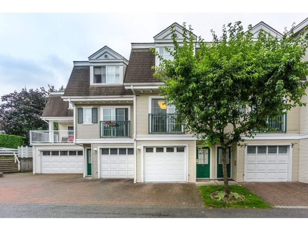 R2092300 - 33 8890 WALNUT GROVE DRIVE, Walnut Grove, Langley, BC - Townhouse