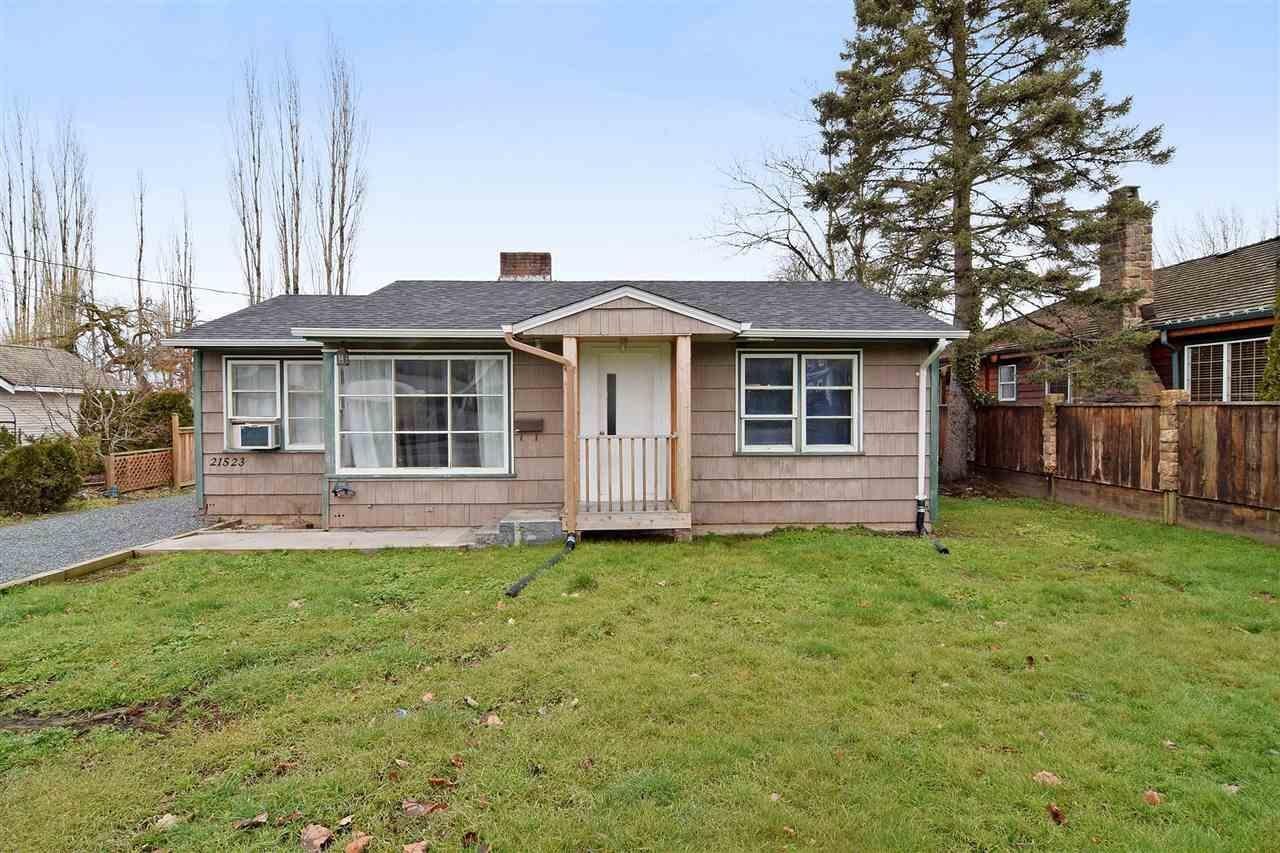R2092537 - 21523 48 STREET, Murrayville, Langley, BC - House/Single Family