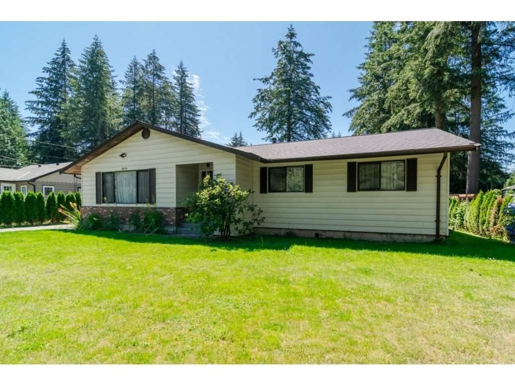R2092539 - 3659 208 STREET, Brookswood Langley, Langley, BC - House/Single Family