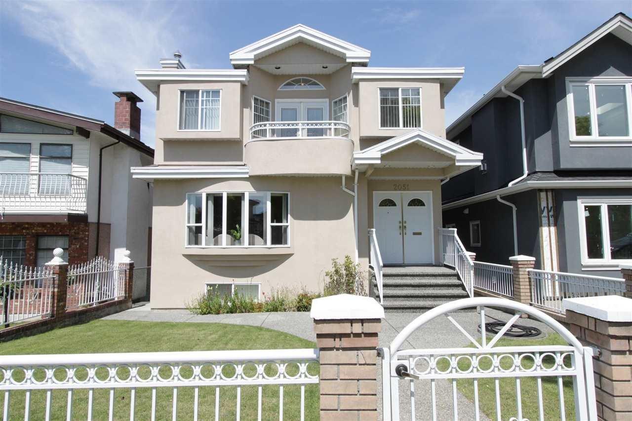 R2092601 - 2051 E 40TH AVENUE, Victoria VE, Vancouver, BC - House/Single Family
