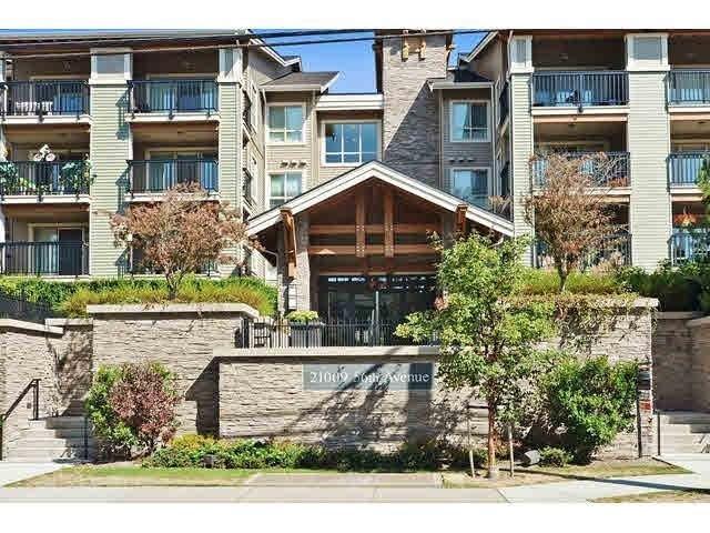 R2092670 - 309 21009 56 AVENUE, Salmon River, Langley, BC - Apartment Unit