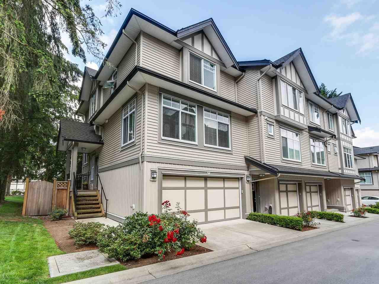 R2092709 - 27 7090 180 STREET, Cloverdale BC, Surrey, BC - Townhouse