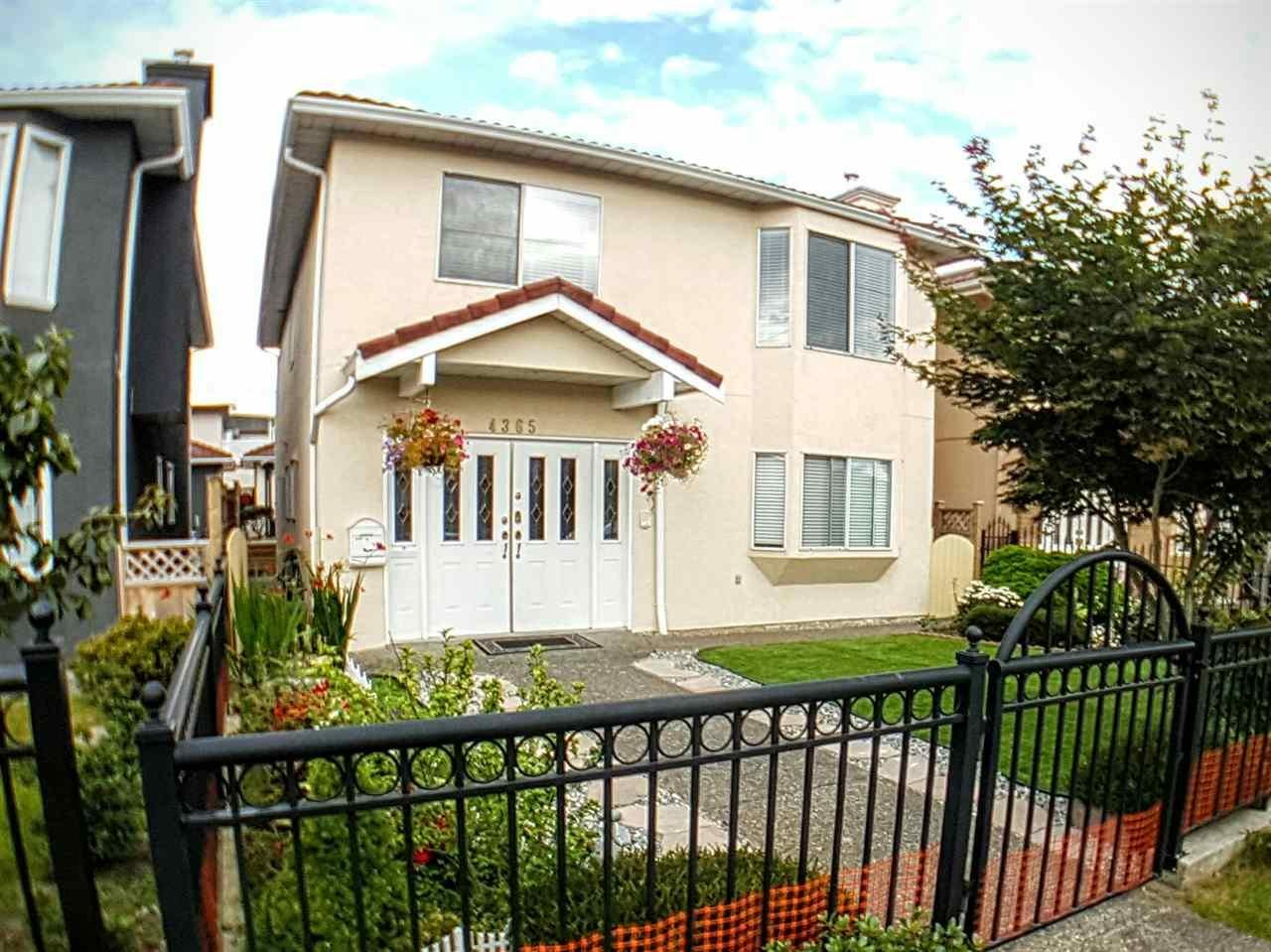R2092757 - 4365 SKEENA STREET, Renfrew Heights, Vancouver, BC - House/Single Family