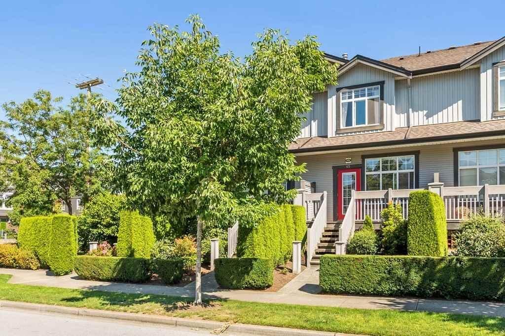 R2092795 - 65 18828 69 AVENUE, Clayton, Surrey, BC - Townhouse