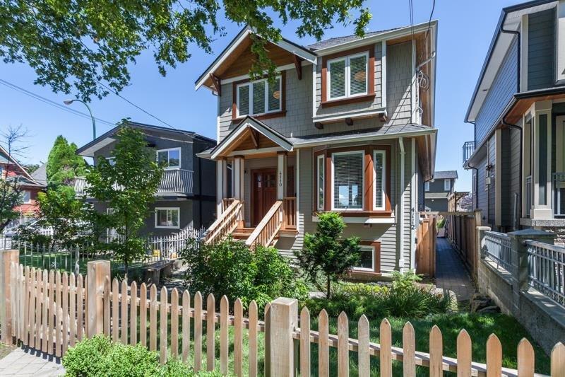 R2092796 - 4110 PRINCE EDWARD STREET, Fraser VE, Vancouver, BC - House/Single Family