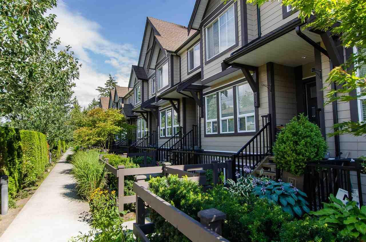 R2092864 - 31 14877 60 AVENUE, Sullivan Station, Surrey, BC - Townhouse