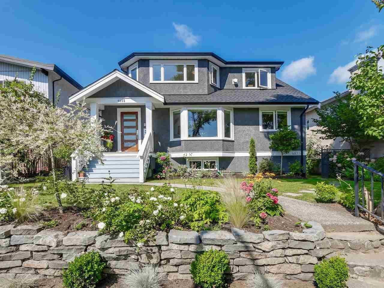 R2092934 - 4835 ELGIN STREET, Fraser VE, Vancouver, BC - House/Single Family