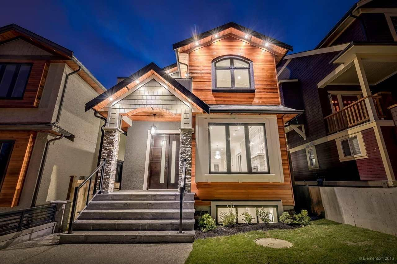 R2093101 - 3649 OXFORD STREET, Hastings East, Vancouver, BC - House/Single Family