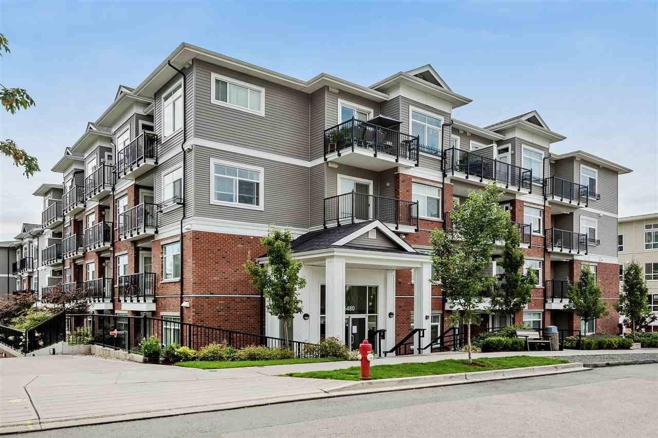 R2093105 - 311 6480 195A STREET, Clayton, Surrey, BC - Apartment Unit