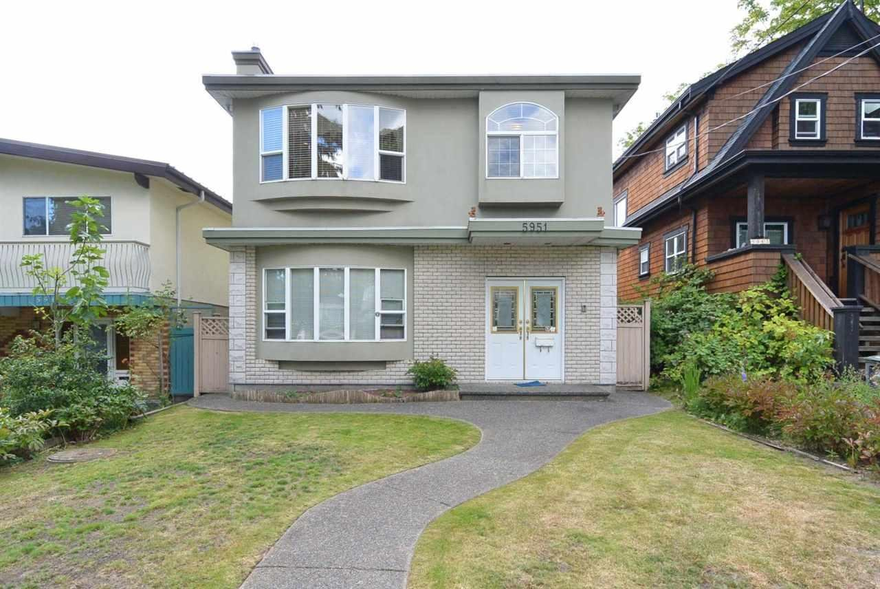 R2093426 - 5951 QUEBEC STREET, Main, Vancouver, BC - House/Single Family