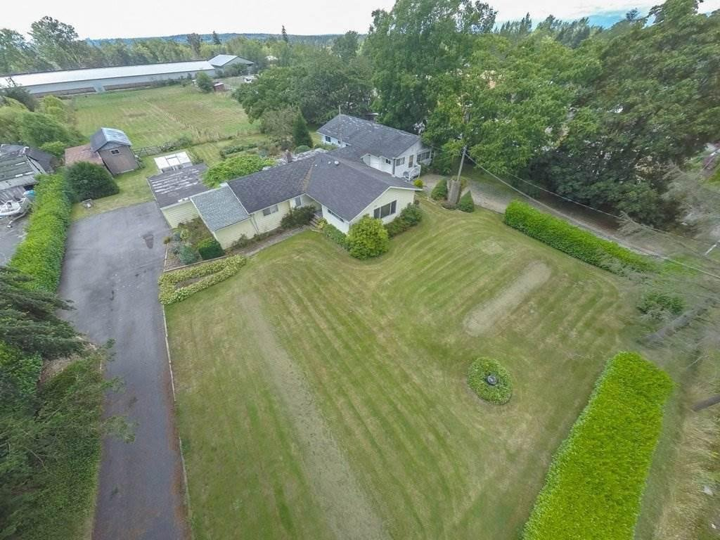 R2093558 - 1361 200 STREET, Campbell Valley, Langley, BC - House with Acreage