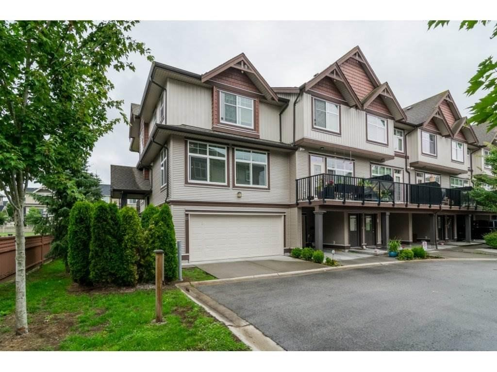 R2093792 - 23 7332 194A STREET, Clayton, Surrey, BC - Townhouse