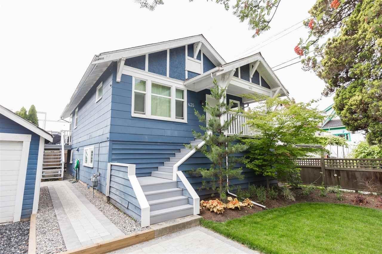 R2093883 - 435 N KASLO STREET, Hastings East, Vancouver, BC - House/Single Family