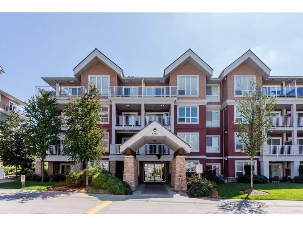 R2094033 - 104 6450 194TH STREET, Clayton, Surrey, BC - Apartment Unit