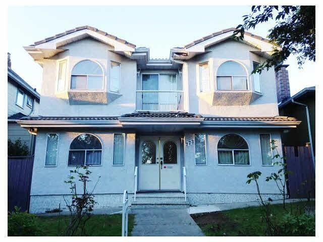 R2094087 - 773 E 59TH AVENUE, South Vancouver, Vancouver, BC - House/Single Family