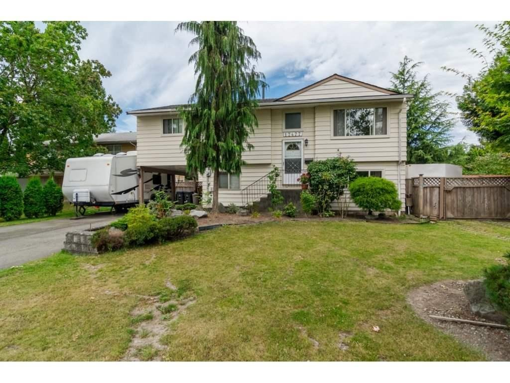 R2094147 - 17477 62A AVENUE, Cloverdale BC, Surrey, BC - House/Single Family