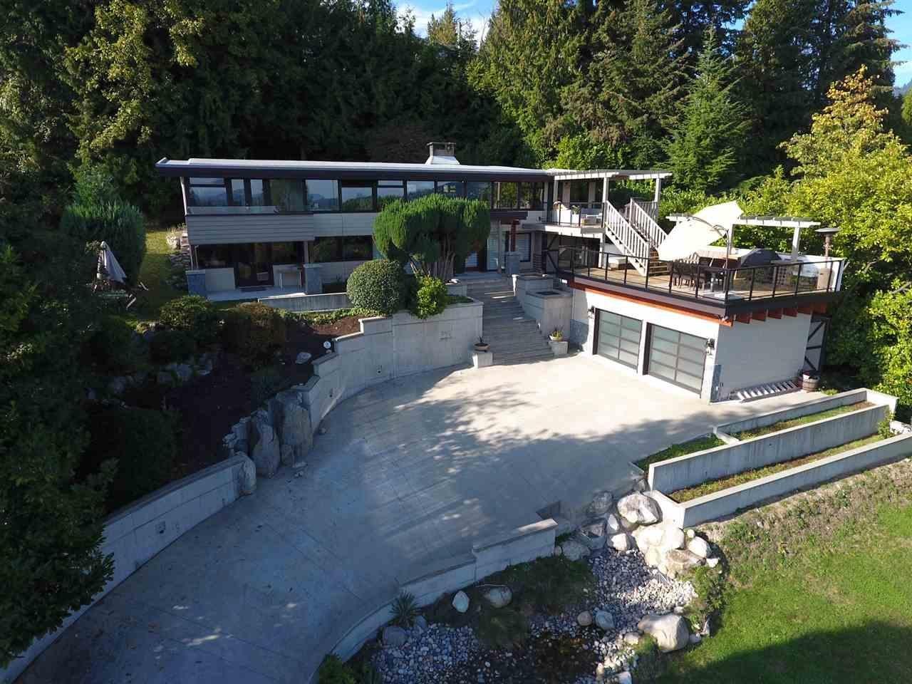 R2094407 - 609 BARNHAM ROAD, British Properties, West Vancouver, BC - House/Single Family