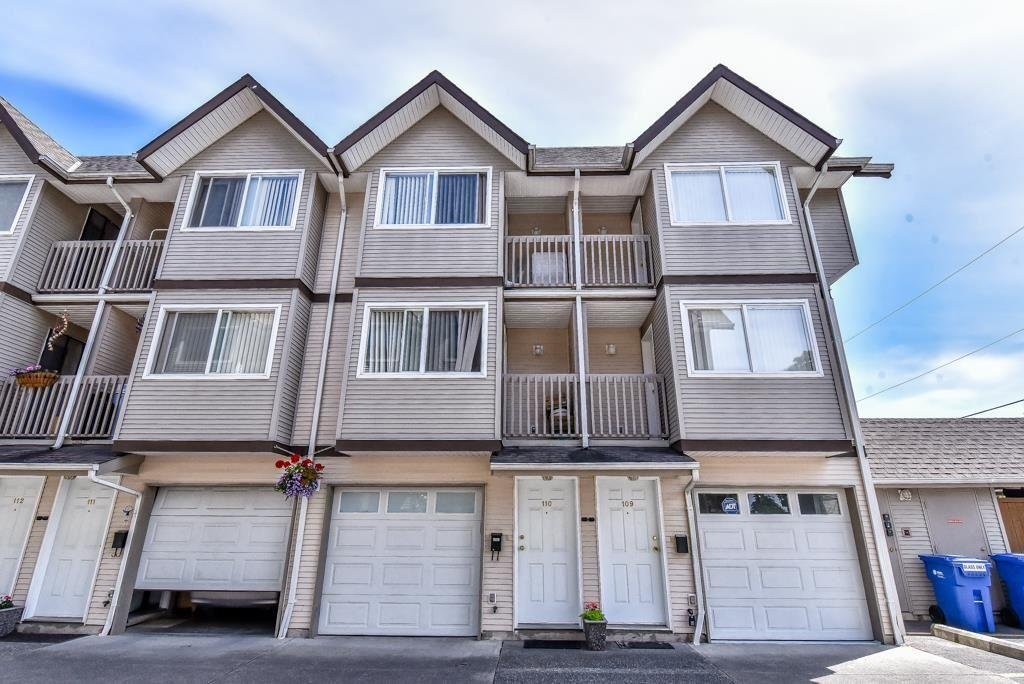 R2094442 - 109 19700 56 AVENUE, Langley City, Langley, BC - Townhouse