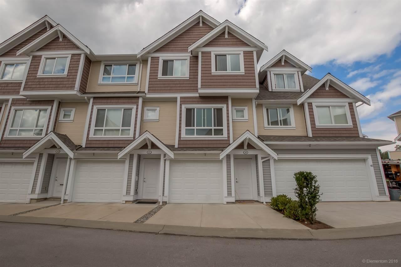 R2094622 - 46 7298 199A STREET, Willoughby Heights, Langley, BC - Townhouse