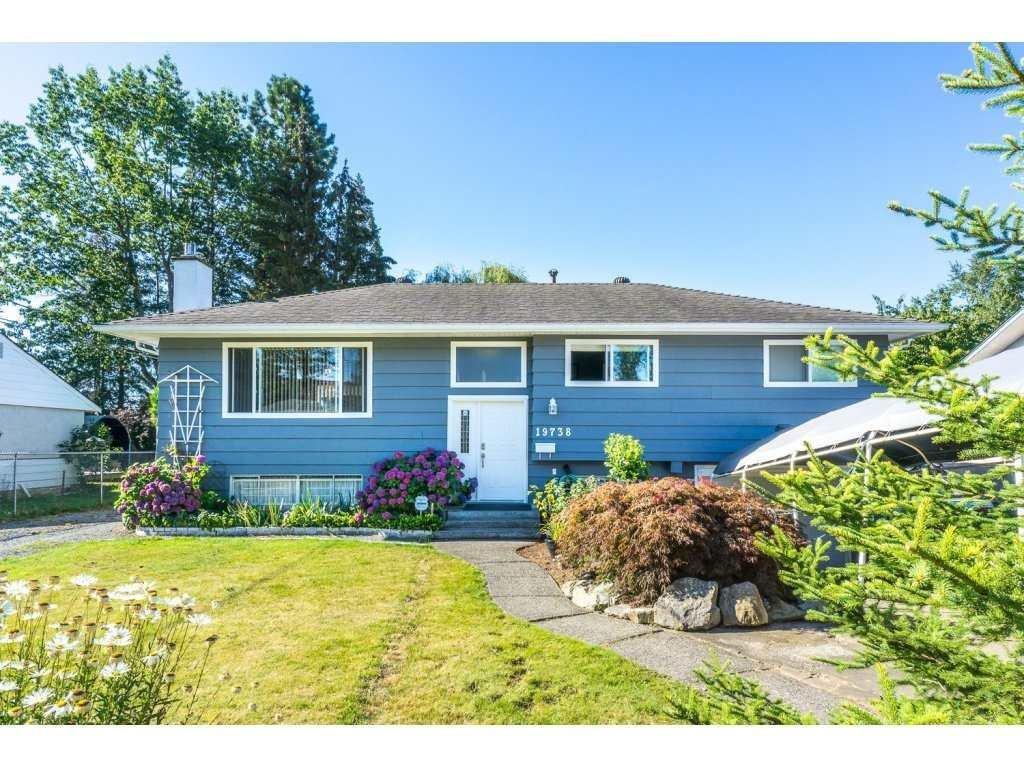 R2094651 - 19738 55 AVENUE, Langley City, Langley, BC - House/Single Family