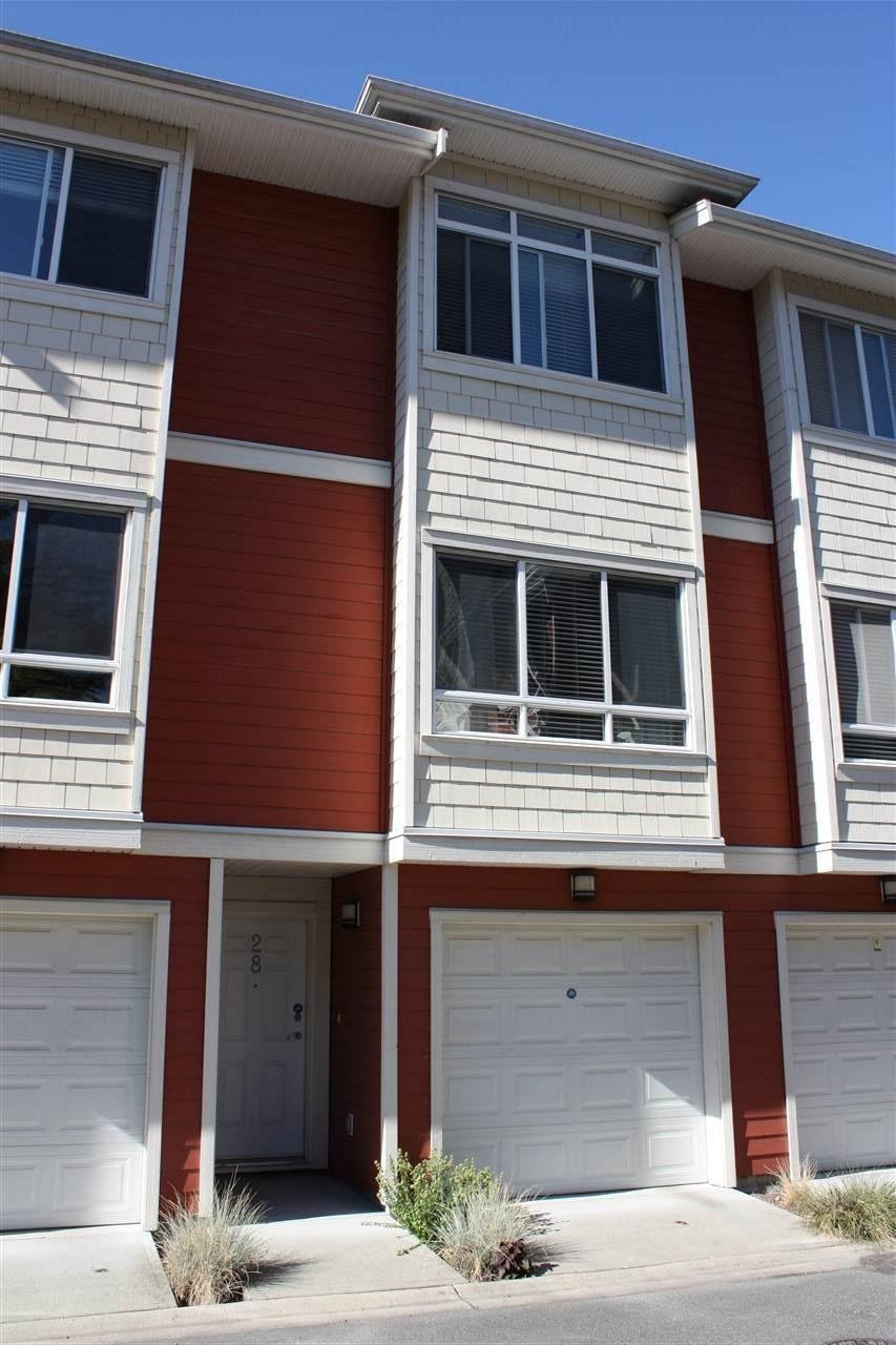 R2094802 - 28 9308 KEEFER AVENUE, McLennan North, Richmond, BC - Townhouse